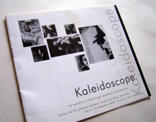 Collateral: Kaleidoscope Exhibition Catalog