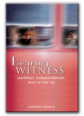 Book Cover: Bearing Witness