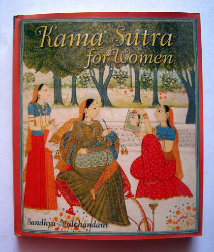 Book Design: Kama Sutra for Women
