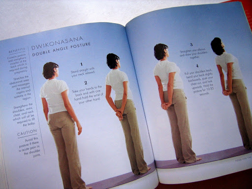 Book Design: Yoga for the Family