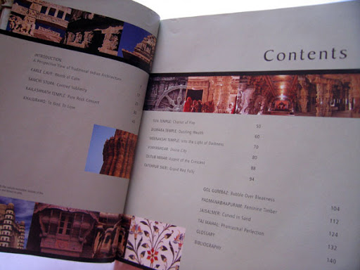 Book Design: Traditional Indian Architecture