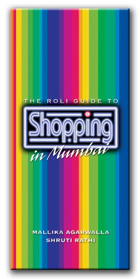 Book Cover: The Roli Guide to Shopping in Mumbai