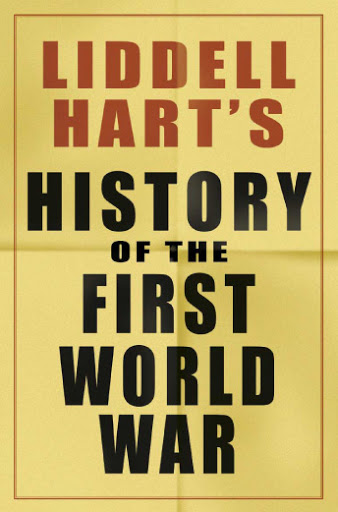 Book Cover: Liddel Hart's History of the 1st and 2nd World Wars