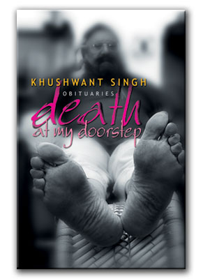 Book Cover: Death at My Doorstep