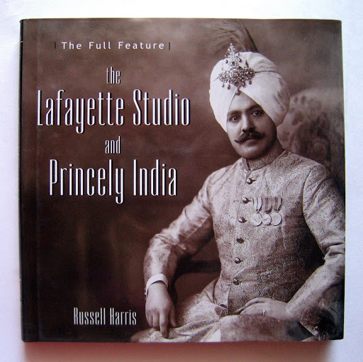 Book Design: The Lafayette Studio and Princely India