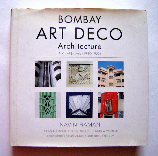 Book Design: Bombay Art Deco Architecture