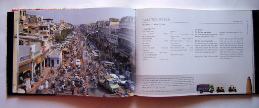 Book Design: Food Path - Cuisine Along the Grand Trunk Road