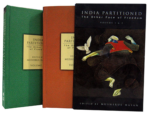 Book Cover: India Partitioned
