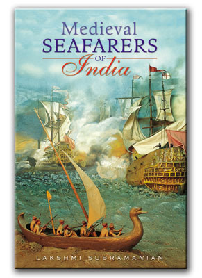 Book Cover: Medieval Seafarers of India