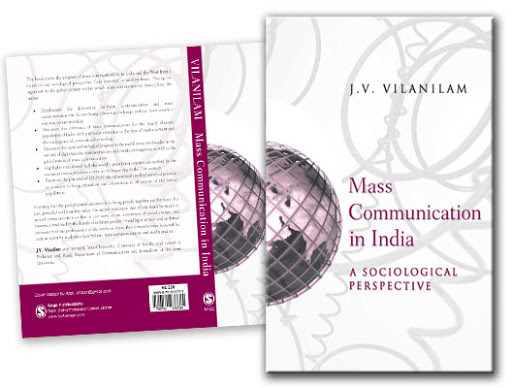 Book Cover: Mass Communication in India