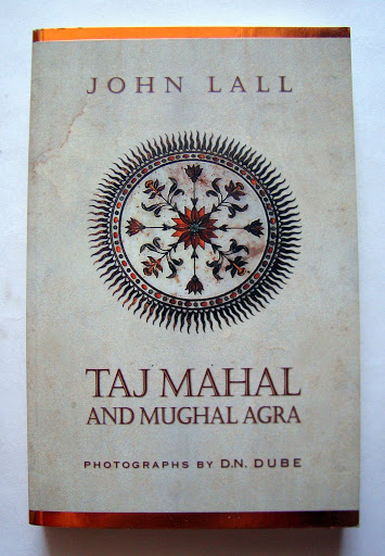Book Cover: Taj Mahal and Mughal Agra