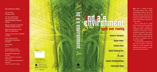 Book Cover: India's Environment
