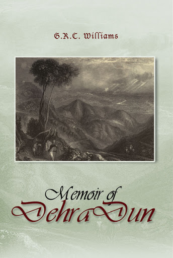 Book Cover: Memoir of Dehra Dun