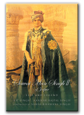 Book Cover: Sawai Man Singh II of Jaipur