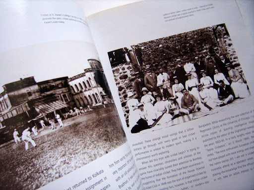 Book Design: Illustrated History of Indian Cricket