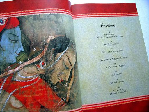 Book Design: Kama Sutra - Feminine Pleasures