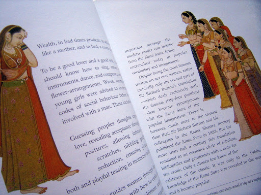 Book Design: Kama Sutra - Feminine Pleasures