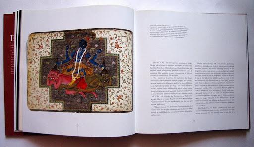 Book Design: Masterpieces of Indian art