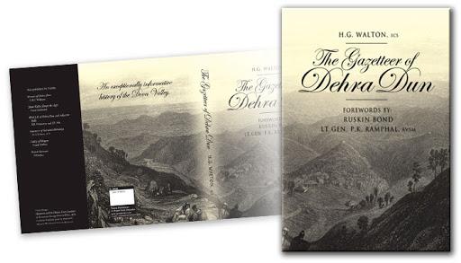 Book Cover: The Gazetteer of Dehra Dun