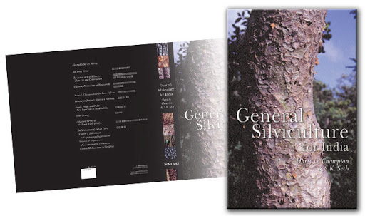 Book Cover: General Silviculture for India