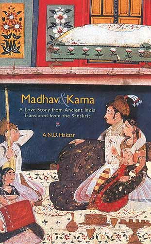 Book Cover: Madhav & Kama