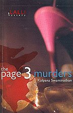 Book Cover: The Page 3 Murders