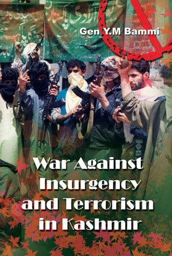 Book Cover: War Against Insurgency And Terrorism in Kashmir