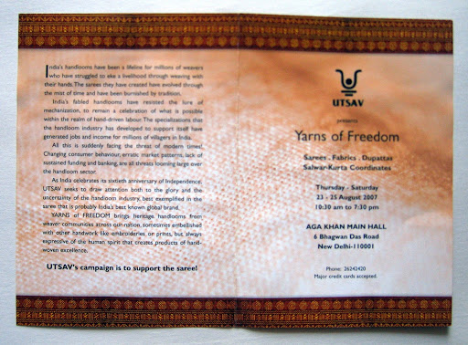 Collateral: Yarns of Freedom
