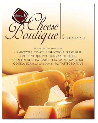 Collateral: Choko La Cheese Boutique