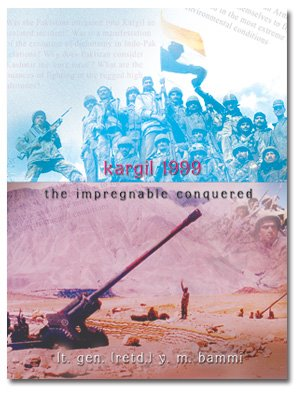 Book Cover: Kargil 1999