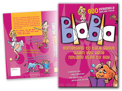 Book Cover: Bla Bla (2007 edition)