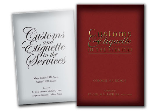 Book Cover: Customs and Etiquette in the Services