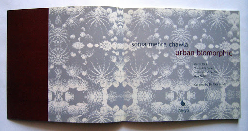 Collateral: Solo Exhibition by Sonia Mehra Chawla