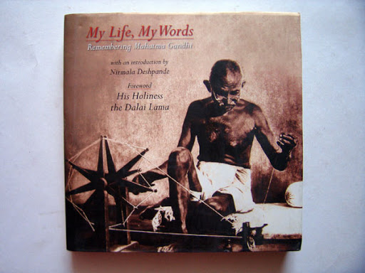 Book Design: My Life, My Words