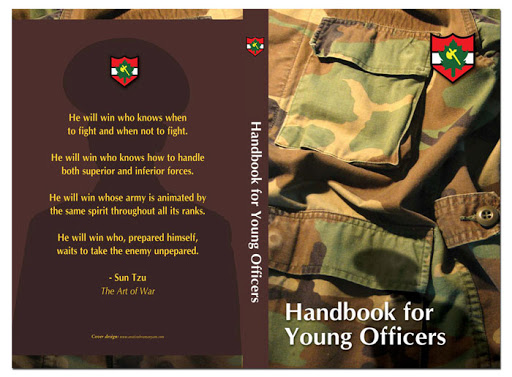 Book Cover: A Handbook for Young Officers