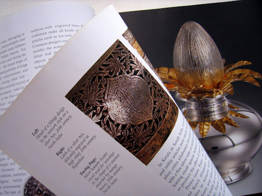 Book Design: Indian Silver (India Crest Series)