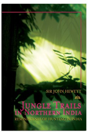 Book Cover: Jungle Trails in Northern India