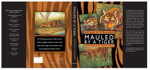 Book Cover: Mauled by a Tiger