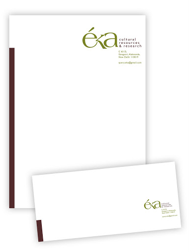 Logo: Eka - Cultural Resources and Research