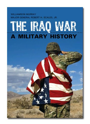 Book Cover: Iraq War