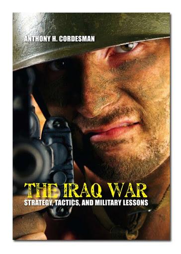 Book Cover: The Iraq War (Cordesman)