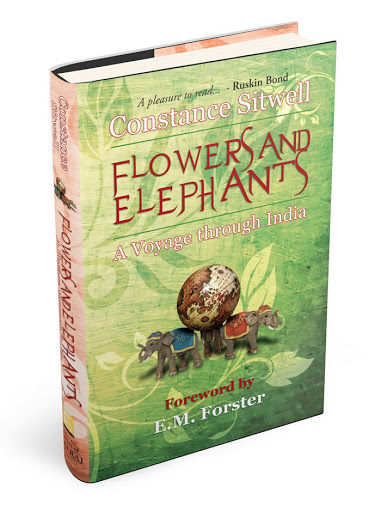 Book Cover: Flowers and Elephants