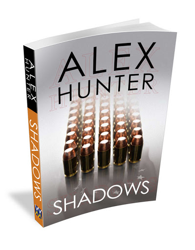 Book Cover and Typesetting: Shadows