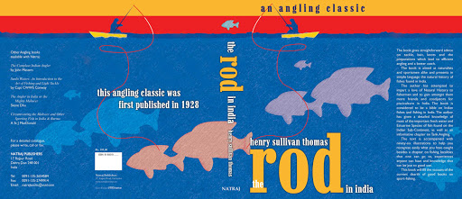Book Cover: The Rod in India
