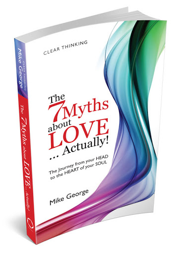 Book Cover and Typesetting: The 7 Myths about Love ...Actually!