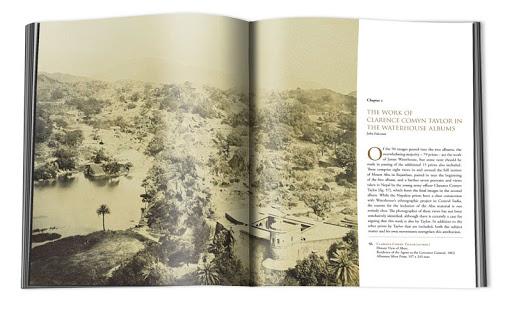 Book Design: The Waterhouse Albums
