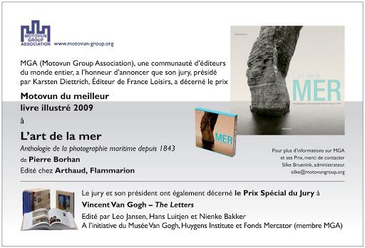 Advertisement & Diploma: Motovun Group Association Awards