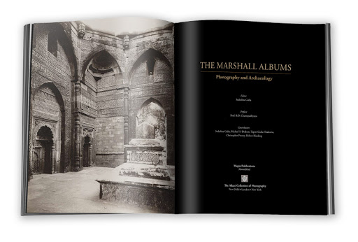 Book Design: The Marshall Albums
