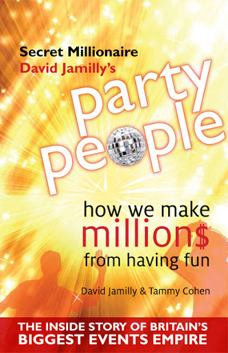 Book Cover and Typesetting: Party People