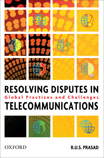Book Cover: Resolving Disputes in Telecommunications